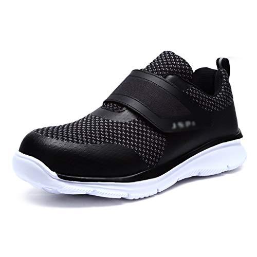 Zapatos de seguridad 2020 zapatos de los nuevos hombres, zapatos respirable del verano Desodorante de trabajo, de piel sintética + Honeycomb / Kevlar + MD, Montañismo desodorante transpirable anti-sen