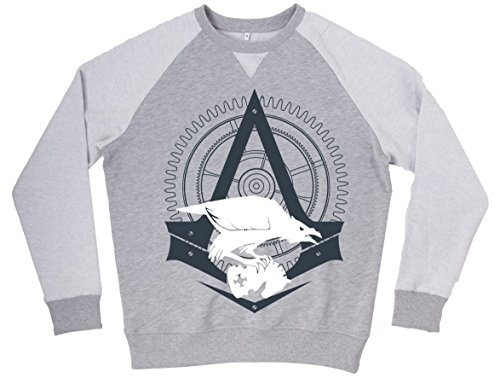 Assassin's Creed Syndicate Pullover -M- Rooks Game