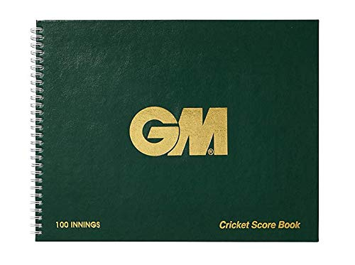 GM 100 Innings Scorebook