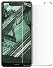 Nokia 5 1 Plus Temper Glass Nokia 5 1 Screen Guard Nokia 5 1 Plus Tempered Glass By candeal mart