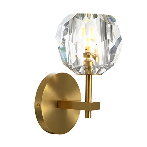 Top 10 crystal wall sconce with shade for 2021