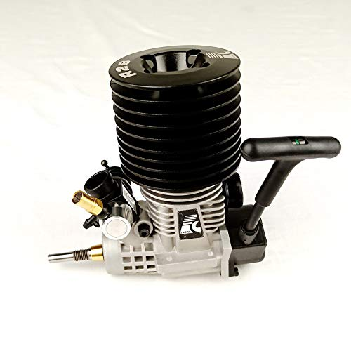 Force.28 Pull Starter Nitro Engine (Rear Exhaust) for 1/8 Scale RC Nitro Buggy/Truggy/Truck Cars