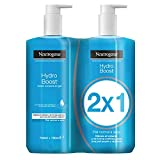 Neutrogena Hydro Boost Loción Corporal en Gel - Pack de 2 x 750 ml - Total: 1500 ml
