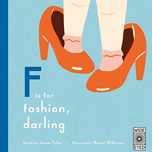 F is for Fashion, Darling (English Edition)
