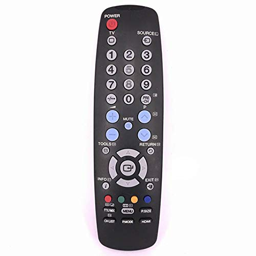 RLsales Universal Remote Control Replaced for Samsung TV LN46A650A2R LN46A650A2R/XZD LN52A610A3R