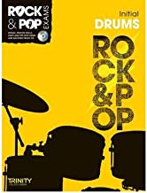 Trinity Rock & Pop Exams: Drums Initial Grade (Trinity Rock & Pop) (Mixed media product) - Common