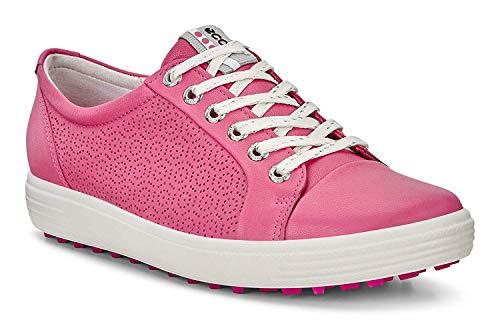 ECCO Women's Casual Hybrid 2 Golf Shoe, Fandango, 6 M US