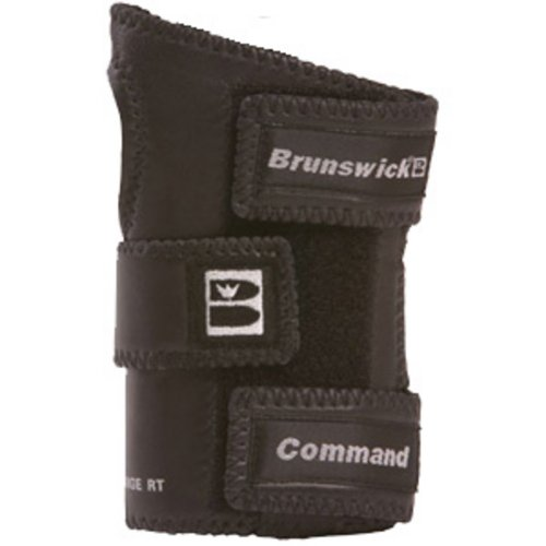 Brunswick Command Positioner - Guante de Bolos, Color Negro, Talla L/Left...