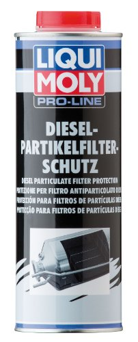 LIQUI MOLY 5123 Pro-Line Diesel Partikelfilter Schutz, 1 L
