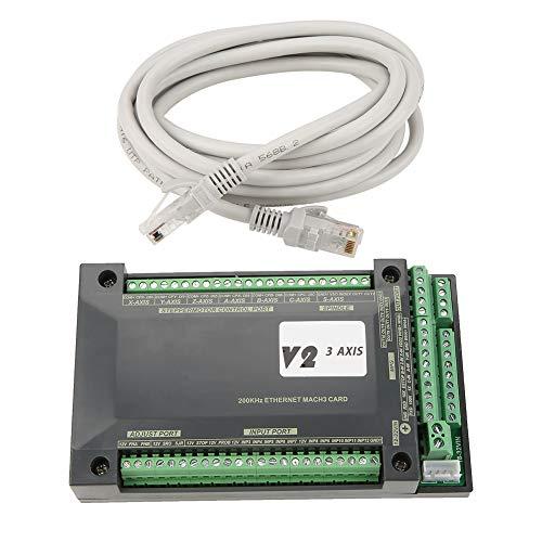 3-Achsen-NVEM-CNC-Controller Ethernet MACH3 Motion Control-Modul für Schrittmotor