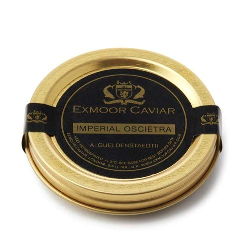 Exmoor Caviar Imperial Oscietra Caviar 10g