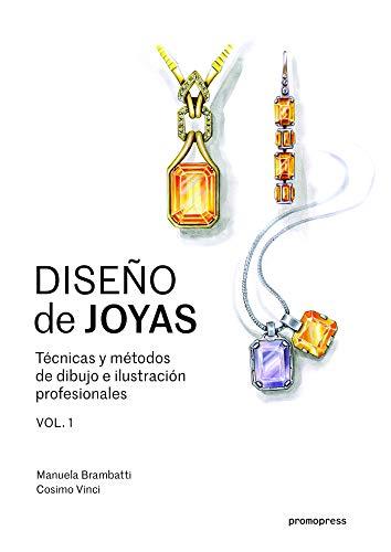 Diseño De Joyas - Volumen 1