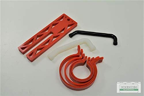 1 Satz Kolbenringspanner mit Kolbenblocker für Kleinmotore