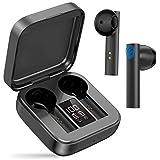 Bluetooth Kopfhörer, in Ear kopfhörer kabellos Hi-Fi Stereo Sound Touch Control Sport Ohrhörer,...