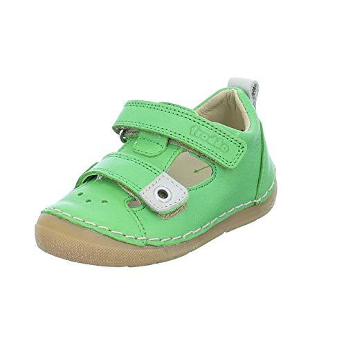 Froddo Laufanfänger Sandale Halboffen Grün 20