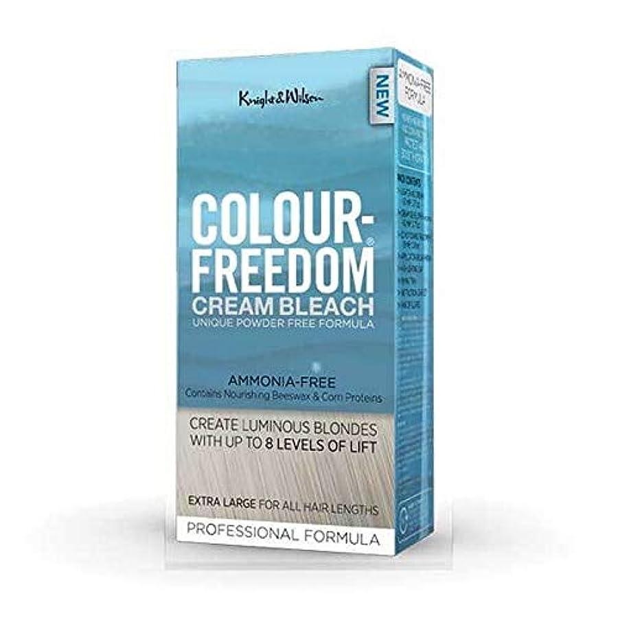 開始試してみる関係[Colour Freedom ] 色自由クリーム漂白剤80グラム - Colour Freedom Cream Bleach 80g [並行輸入品]