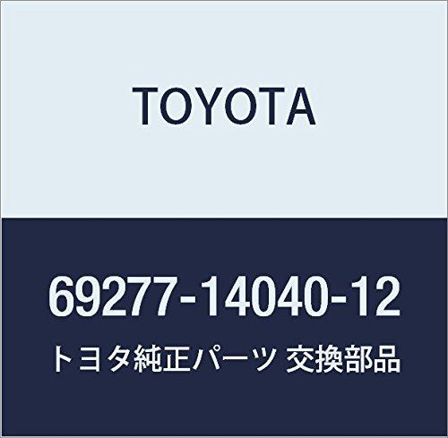 Genuine Toyota 69277-14040-12 Door Handle Bezel