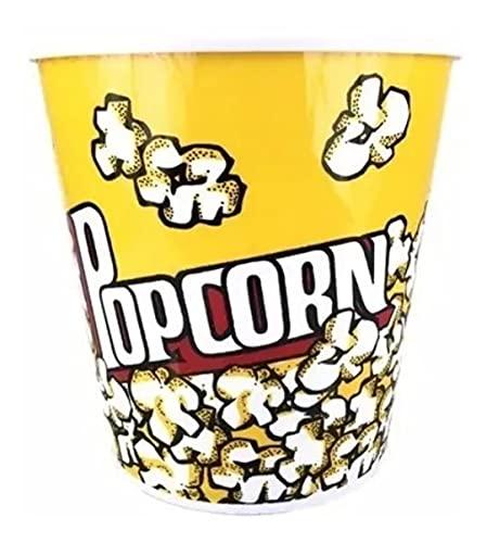 Balde Para Pipoca Popcorn 3 Litros