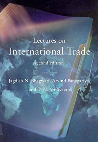 Lectures on International Trade, second edition (The MIT Press)の詳細を見る