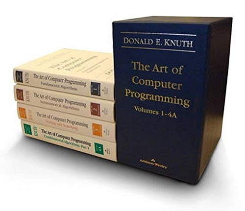 Compare Textbook Prices for The Art of Computer Programming, Volumes 1-4A Boxed Set 1 Edition ISBN 9780321751041 by Knuth, Donald E.