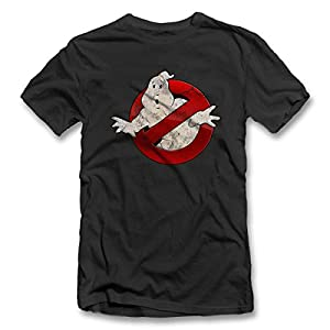 Ghostbusters 1984 Distressed Logo T-shirt