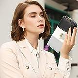 Zoom IMG-2 portafoglio donna pelle sintetica lungo