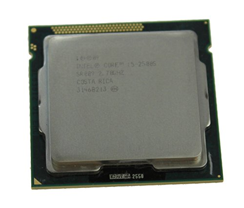 Intel Core i5-2500S (4x 2.70GHz) SR009 CPU Sockel 1155 #35485
