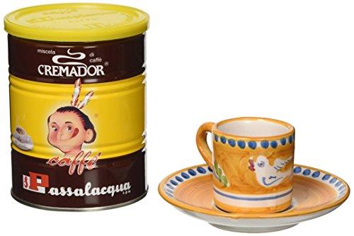 Passalacqua Confezione Cremador 0 - 250 g