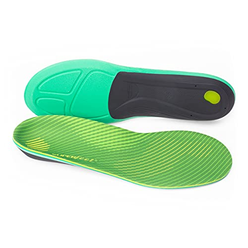 Superfeet Run Comfort, Carbon Fiber Running Shoe Orthotic Inserts for Support and...