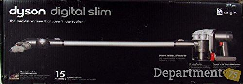 ダイソン Dyson DC35 ホワイトカラー コードレス掃除機 日本語説明書付き Dyson DC35 Origin White Digital Slim cordless vacuum [並行輸入品]