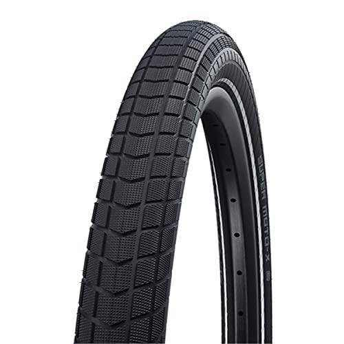 Schwalbe Unisex– Erwachsene Fahrradreife, Schwarz, SUPER Moto-X Perf, GreenGuard, Snakeskin 62-584-SnakeSkin (2)