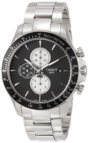 Orologio Tissot T-Sport T1064271105100 Automatico Acciaio Quandrante Nero Cinturino Acciaio