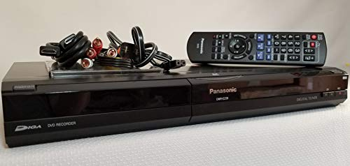 Panasonic DMR-EZ28K DVD Recorder with 1080p Upconversion (2004 Model)