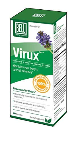 Virux by Bell Lifestyle Products - 60 Capsules