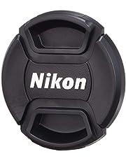 Mostos Camera Lens Cap 55 mm for Nikon Lens Replaces LC-55 Lens Cap for Front Lens Cap (55mm) - AF-P 18-55mm f/ 3.5-5.6g VR Kit Lens, D3200/D3300/D3400/D3500/D5300/D5600