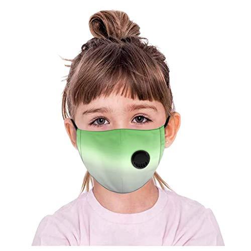 Humeng Kinder Kinder verstellbare Wiederverwendbare atmungsaktive Ventile sicherer Schutz Made in Germany