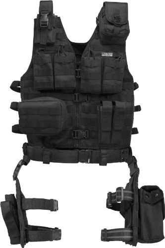 BARSKA BI12016 Loaded Gear VX-100 Tactical Vest