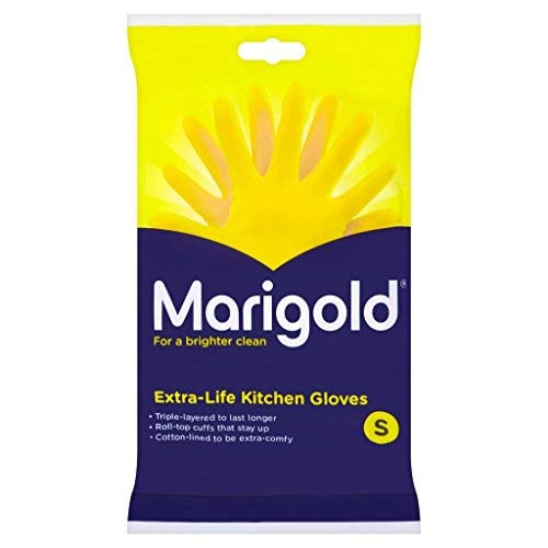 Marigold Kitchen Gloves Extra Life Medium by Marigold