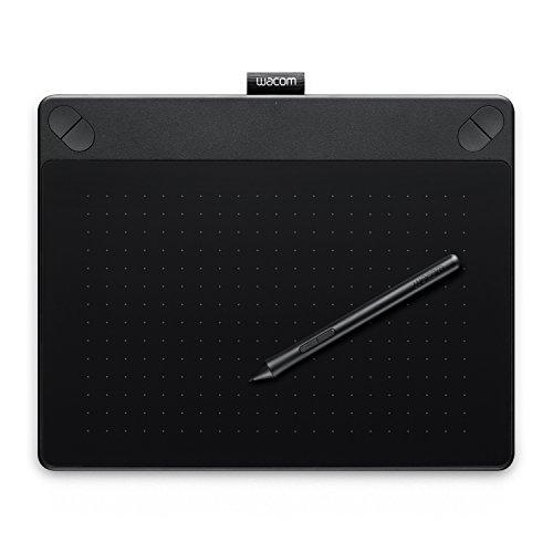 ワコム Wacom Intuos 3D ペンタブレット 3D制作モデル ブラック 3D モデリングソフト ZBrush Core (64bit) 無料ダウンロード可能 CTH-690/K2