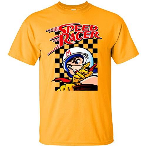 Speed Racer, Meteoro, Racing, Speed, Go, Anime, Japanese, Animation Men's T-Shirt