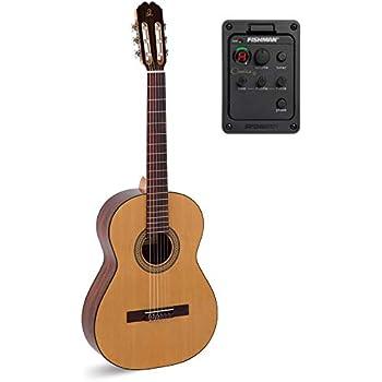 Admira - Guitarra Juanita-Electrificada Fishman: Amazon.es ...