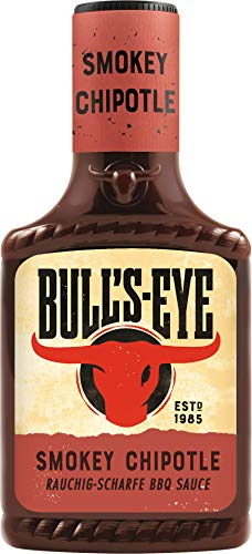 Bull's-Eye - Smokey Chipotle BBQ Sauce - 300ml