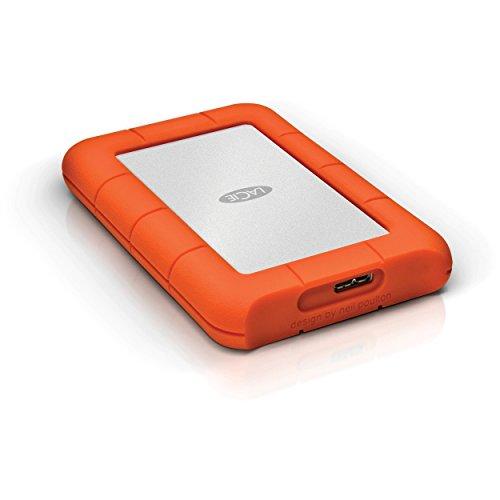 LaCie LAC9000298 - Rugged Mini USB3.0 2TB