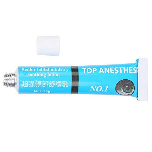 Microblading Body Piercing Betäubungscreme, leichte und tragbare Piercing Betäubungscreme für die -Tattoo-Entfernung -Haarentfernung
