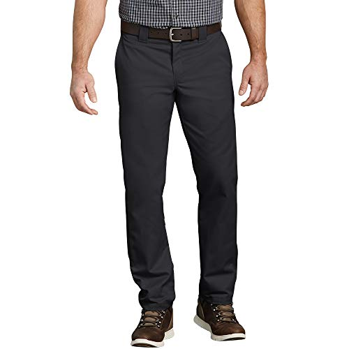 Dickies Men's Slim Taper Stretch Twill Work Pant