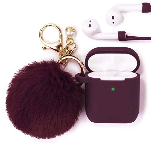 Filoto Case for Airpods, Airpod Case Cover for Apple Airpods 2&1 Charging Case, Cute Air Pods...