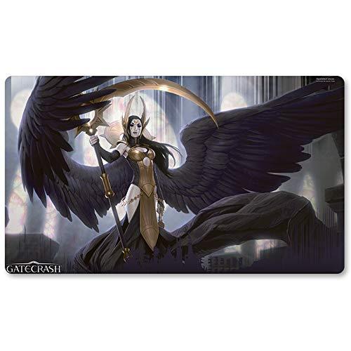 Deathpact Angel – Tapis de jeu MTG Tapis de jeu Taille 60 x 35 cm Tapis de souris pour Yugioh Pokémon Magic The Gathering