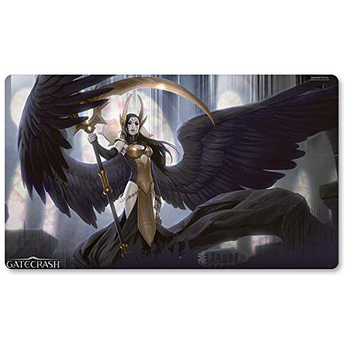 Deathpact Angel - Board Game MTG Playmat Table Mat Games Size 60X35 cm Mousepad Play Mat for Yugioh Pokemon Magic The Gathering