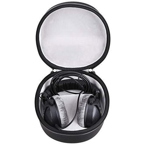 Aproca Hard Storage Travel Case for beyerdynamic DT 770 PRO 80/32 / 250 Ohm Over-Ear Studio Headphones