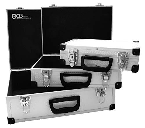 BGS 3307 | aluminium kofferset | 3-delig